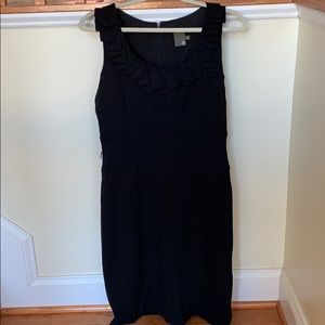 Classic Black Taylor Dress